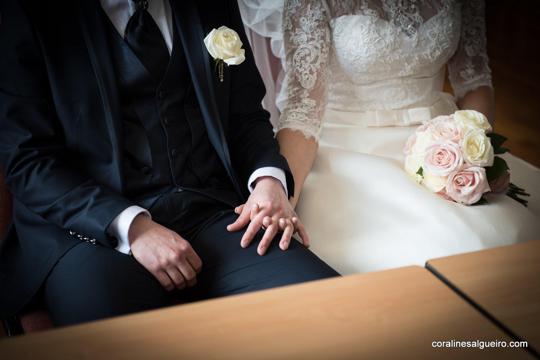 Photos de mariage à la mine de Lewarde