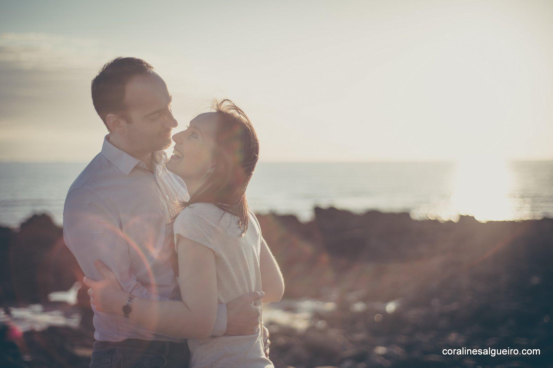 Photographe couple au Havre, Photographe couple au Havre – séance engagement Nelly & Arnaud