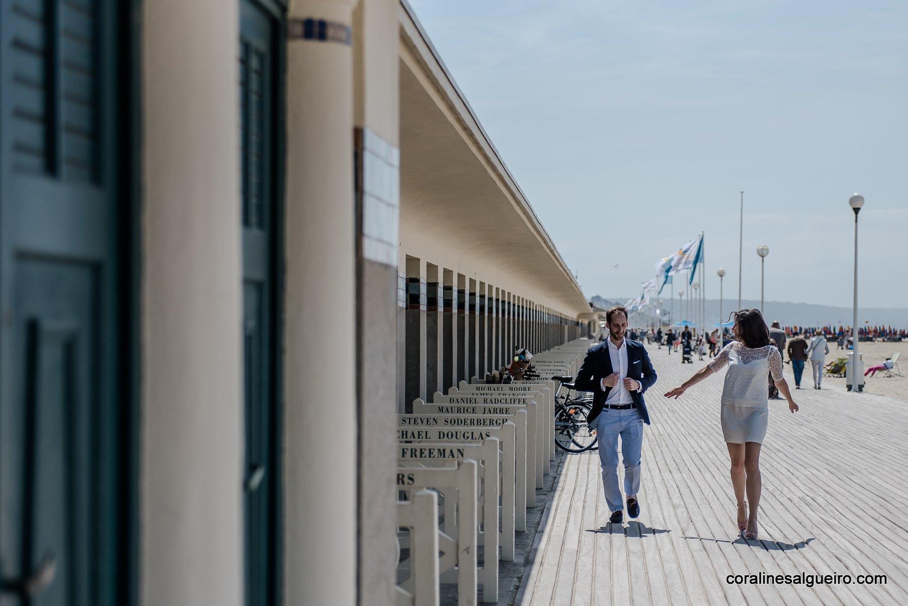 Photographe mariage Deauville