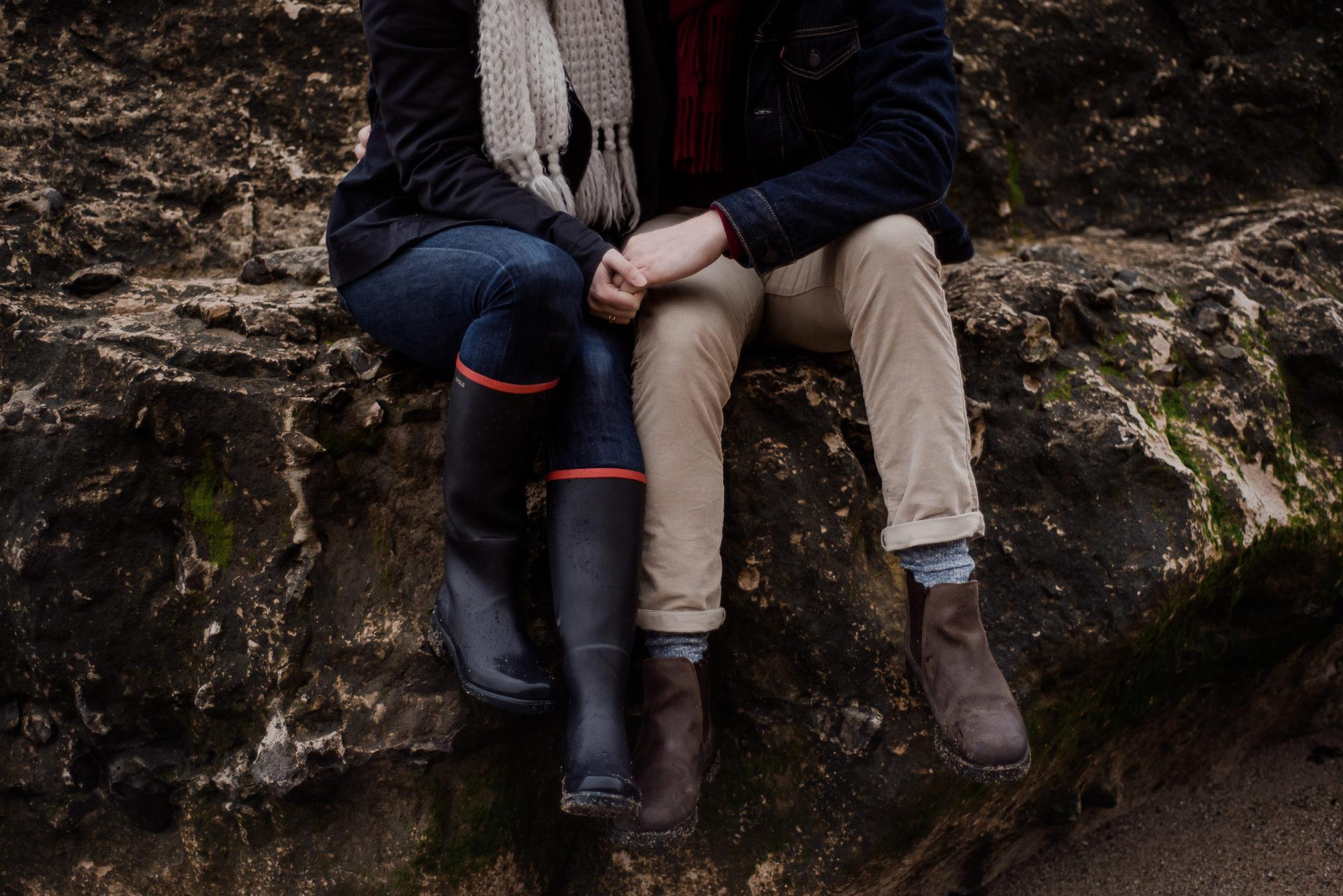 photographe au Havre, Photographe au Havre – séance engagement Thomas et Sophie