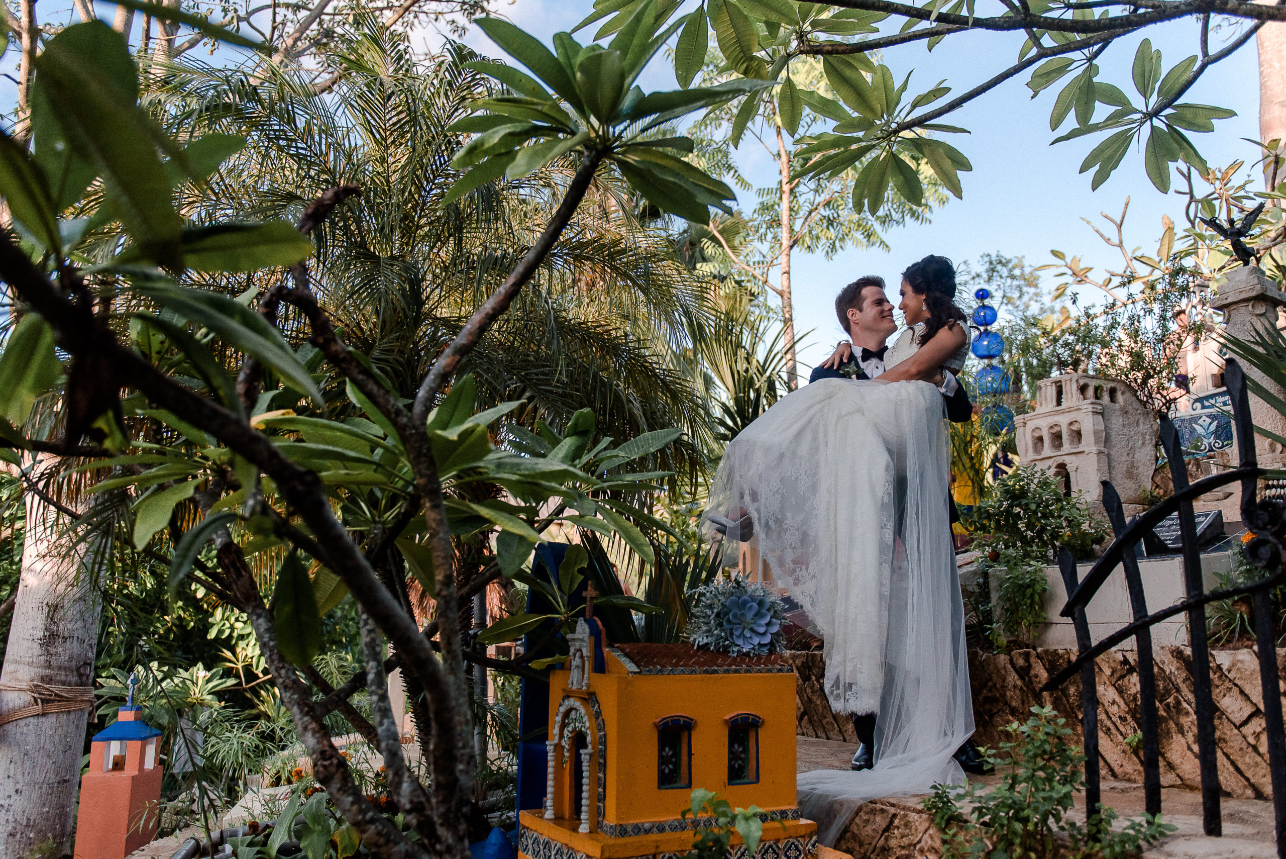 xcaret wedding mexico, Xcaret wedding Mexico – Romain & Ana