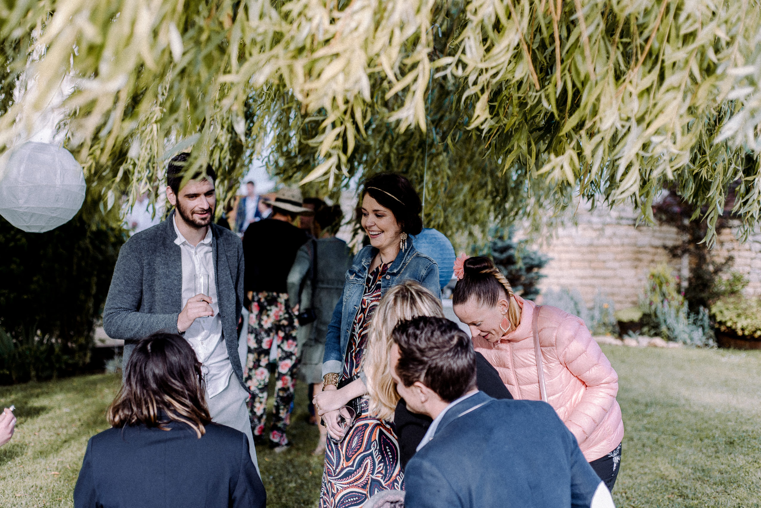 cérémonie laïque au domaine de cauvicourt